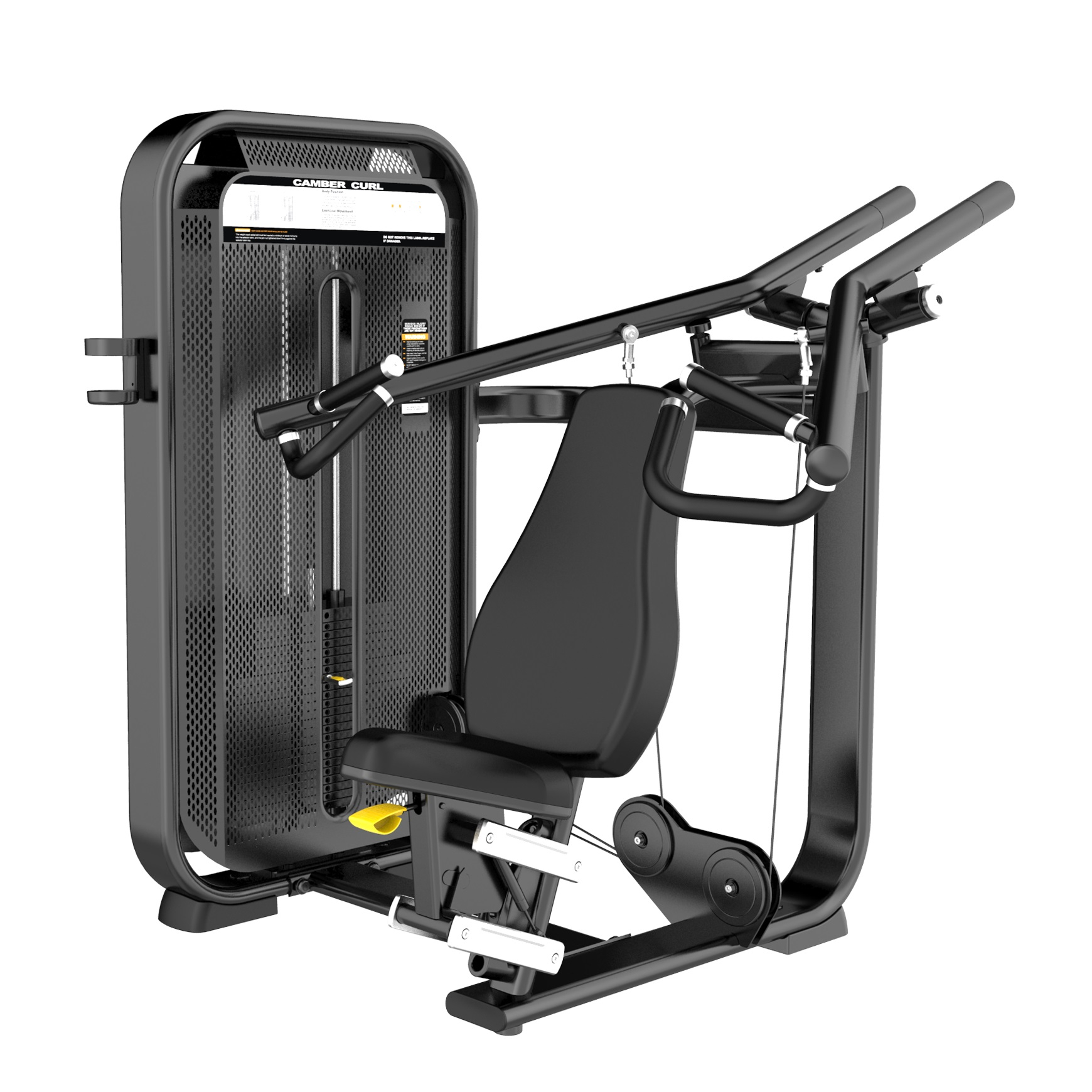 E-7006 Жим от плеч (Shoulder Press). Стек 110 кг. - в интернет магазине Acrobat24.ru
