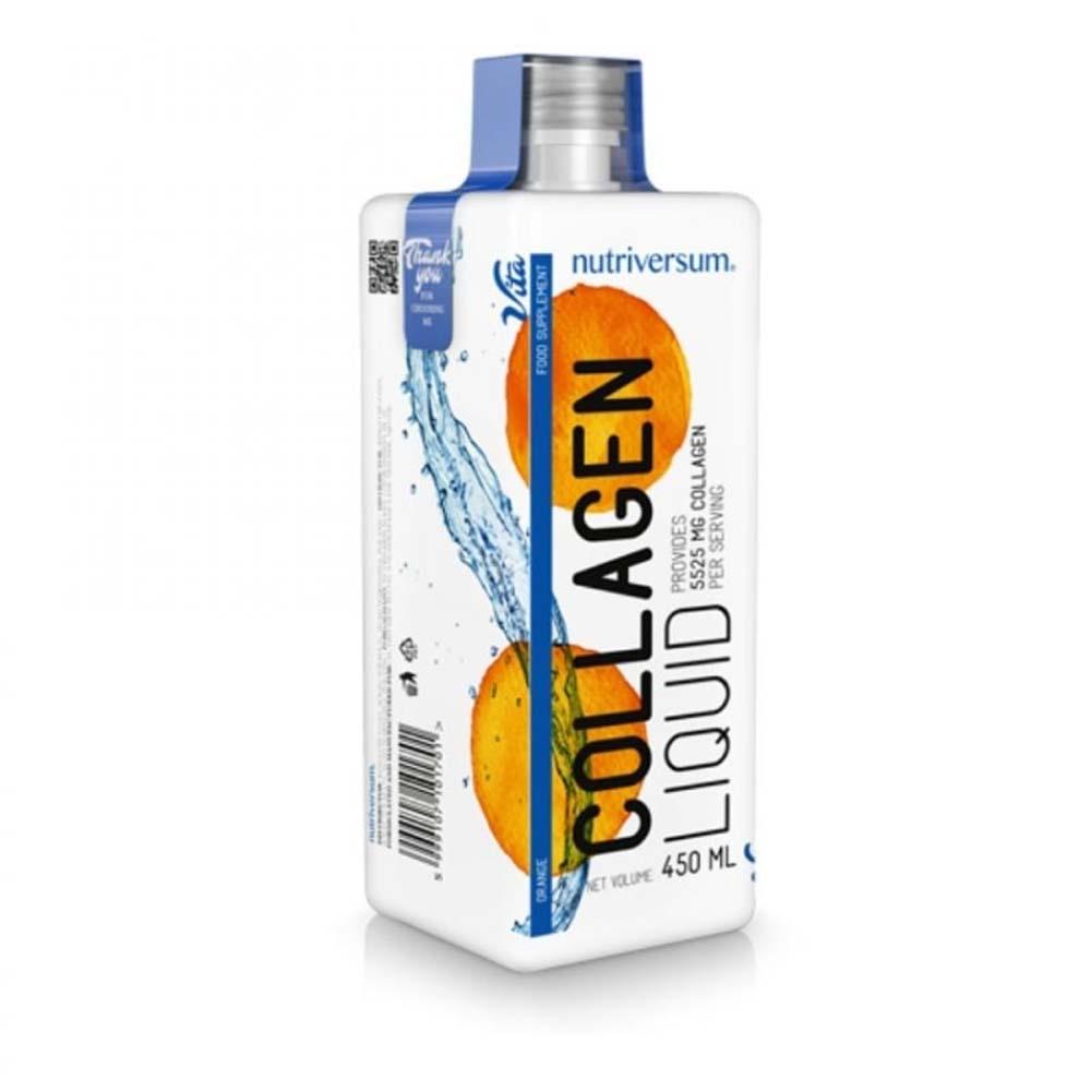 Nutriversum Collagen liquid 10.000mg narancs – 450ml